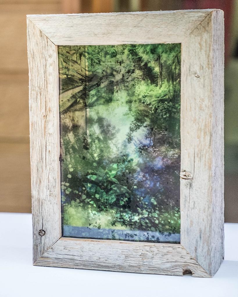 Dreamy Garden Mirror Box.
